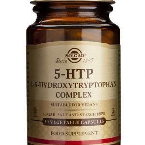 5-HTP 30 Capsulas Vegetales Solgar