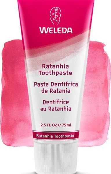 Pasta dental ratania Weleda