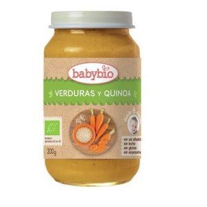 Potito Verduras Quinoa 200g Babybio