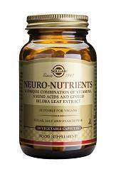 Neuro Nutrients 60 capsulas Solgar