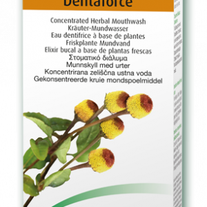 Elixir bucal dentaforce 100ml A Vogel