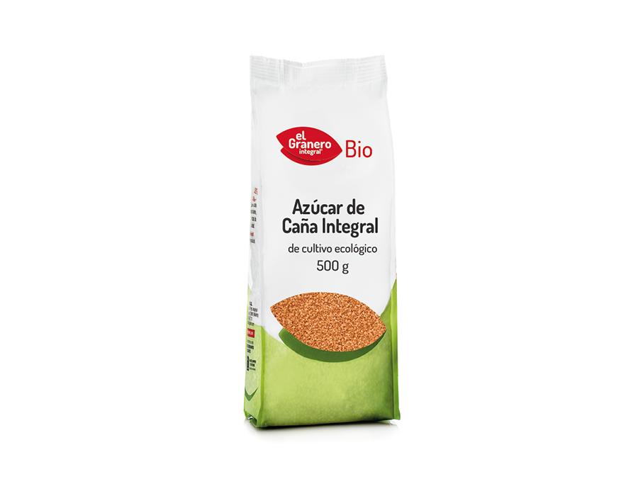 Azucar caña integral Bio 500g El Granero