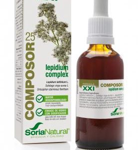 COMPOSOR 25 LEPIDIUM COMPLEX XXI SORIA NATURAL