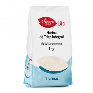 Harina Trigo Integral Bio 1kg El Granero