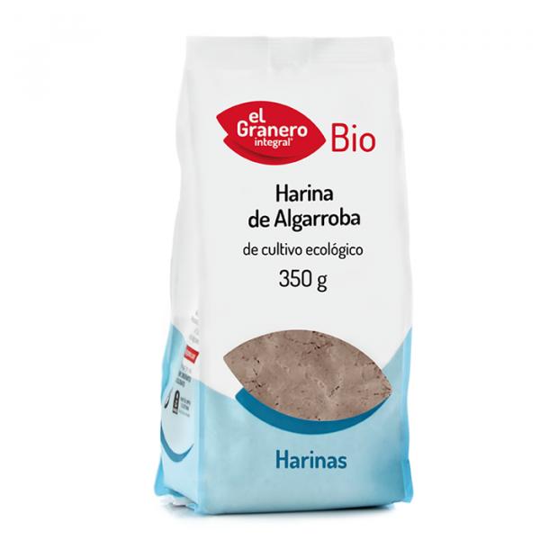 Harina algarroba bio 500g El Granero