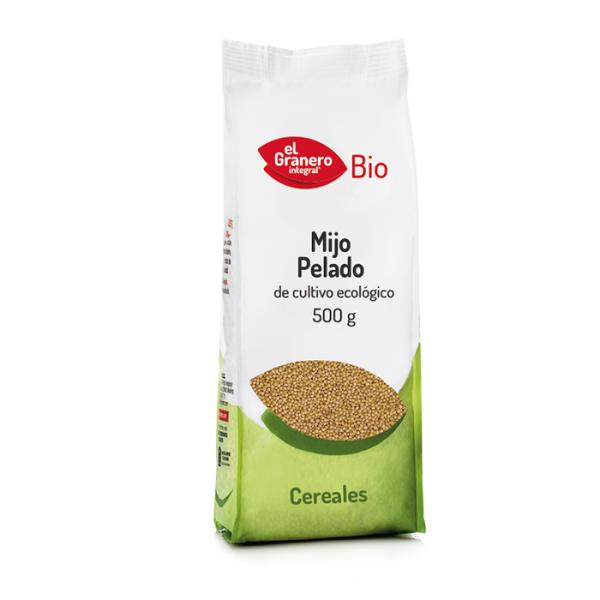 Mijo Pelado Bio 500g El Granero