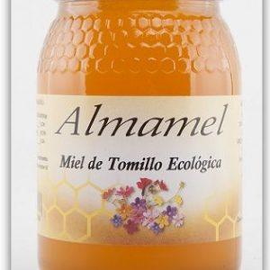 Miel Tomillo Bio 500g Almamel