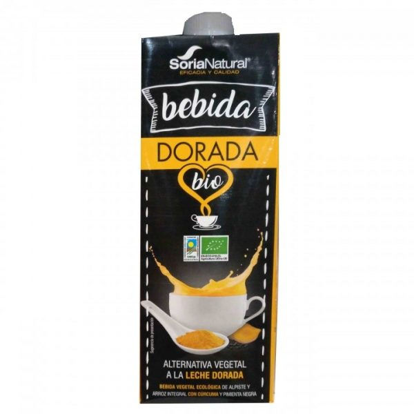 Bebida Dorada Bio 1l Soria Natural